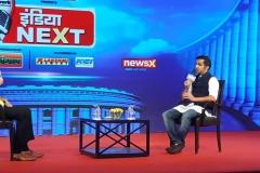 Sh Gautam Gambhir during India Next